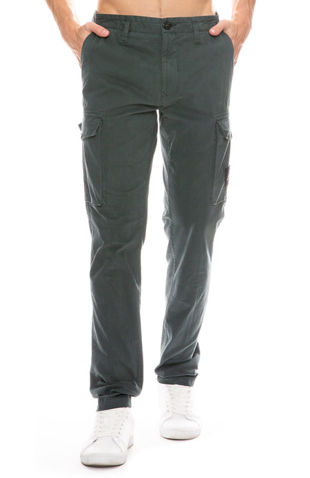 Stretch Gabradine Cargo Pants