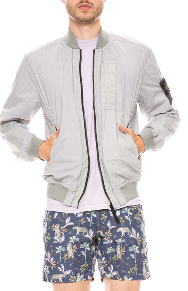 Skin Touch Nylon Packable Jacket