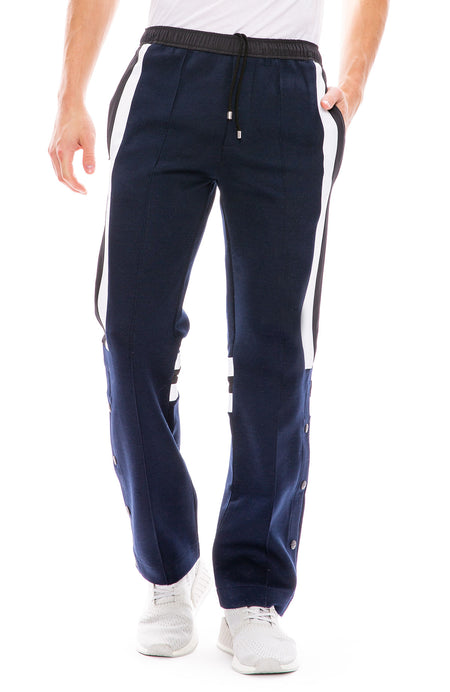 Pieced Jogger Pants