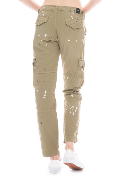 Basquiat Cargo Pocket Pant