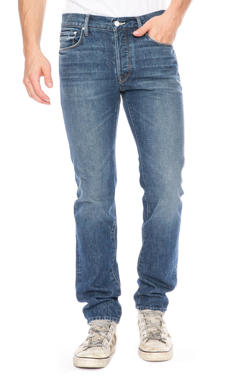 Mother Mens Neat Slim Jean in Make it a Double at Ron Herman