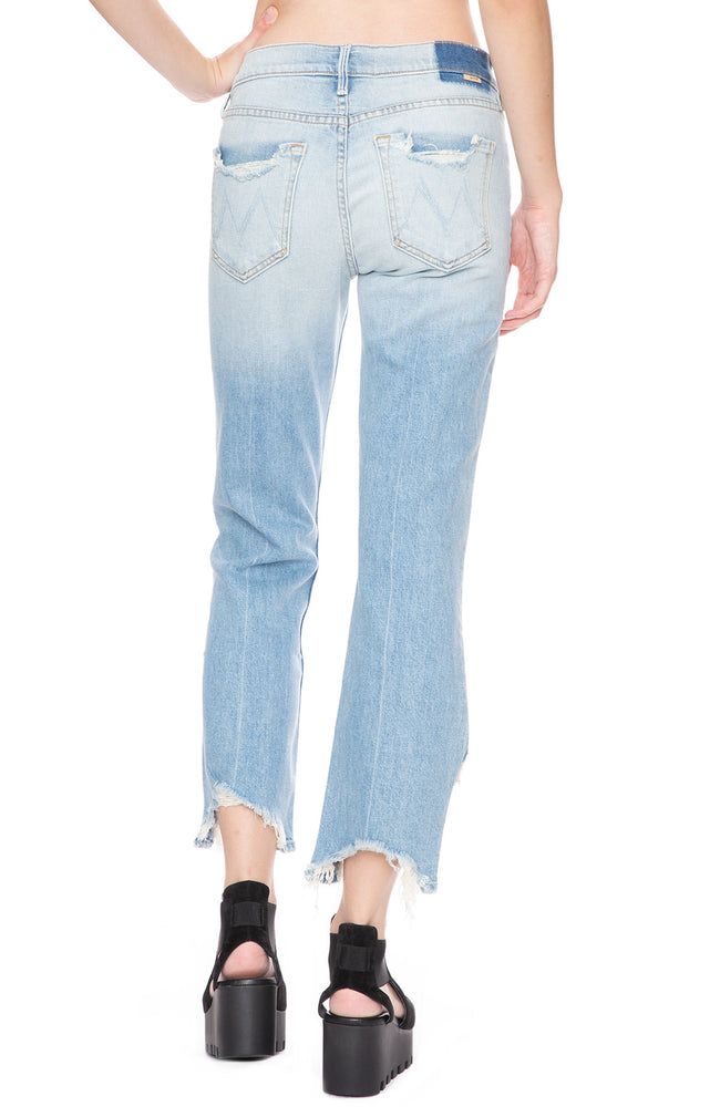 Mother Dutchie Ankle Jean in It's Only Make Believe at Ron Herman