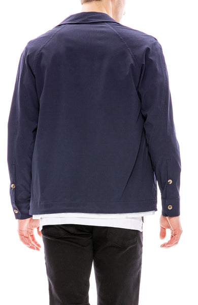Tim Coppens Double Shell Coach Jacket at Ron Herman