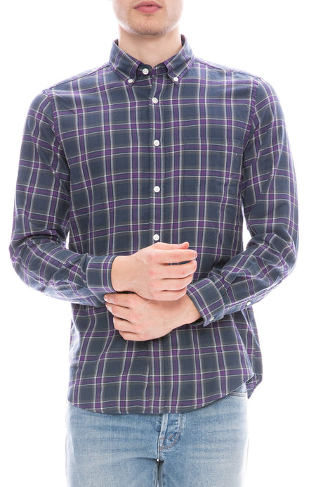 Napa Plaid Shirt
