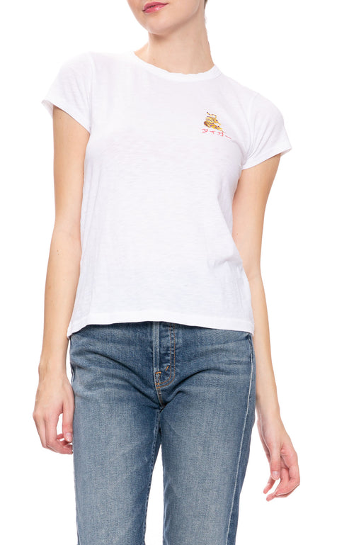 Rag & Bone Tiger Tee at Ron Herman
