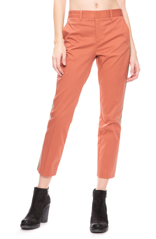 Le Superbe St. Honore Pants in Clay at Ron Herman