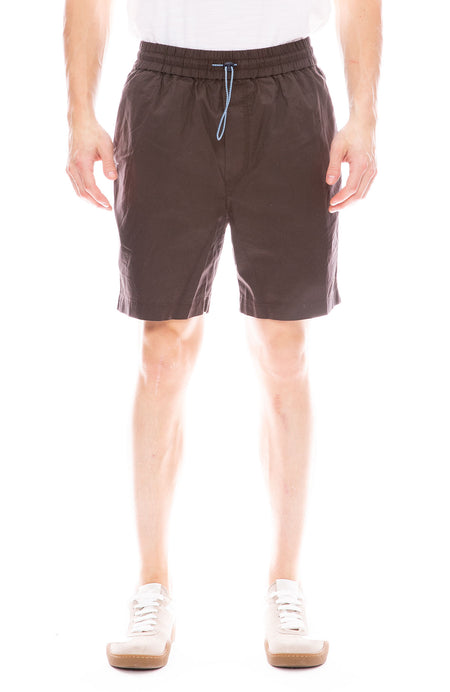 Baltazar Shorts in Dark Grey