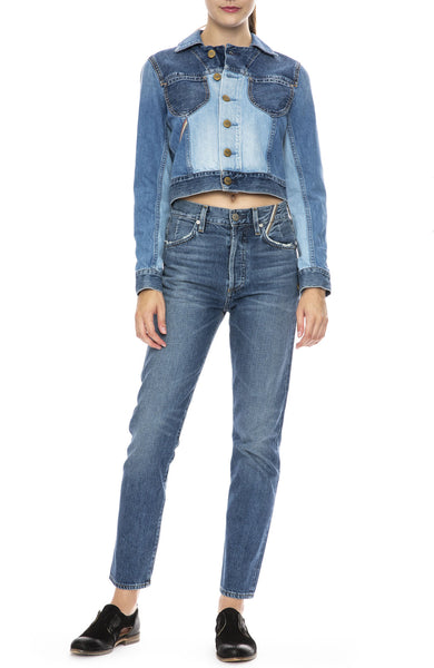 Jean Atelier Jacques Jacket in Jagger with Ryan Jeans