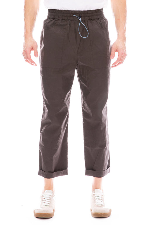 Buzz Trouser Pants in Dark Grey
