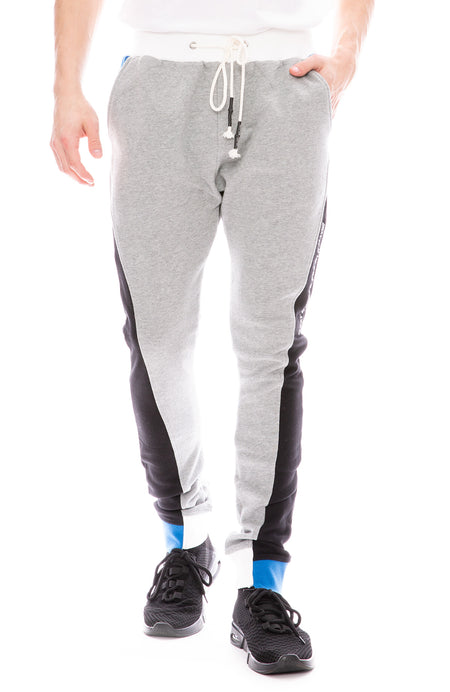 Asymmetric Jogger Pants