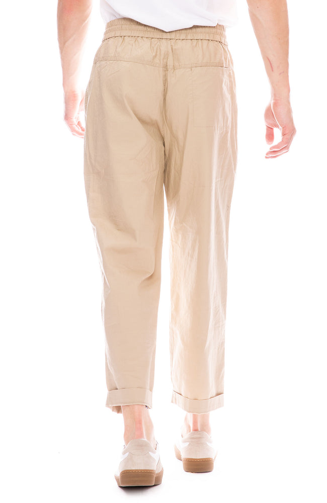 Buzz Trouser Pants in Light Khaki