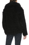 Line Emile Faux Fur Coat