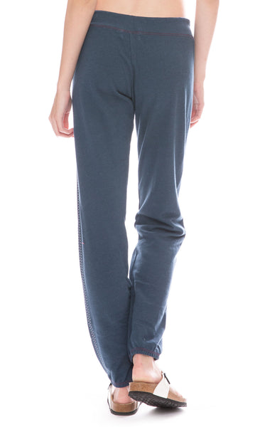 Contrast Stitch Sweatpant