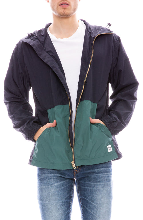 Wood Wood Niccolo Jacket in Navy