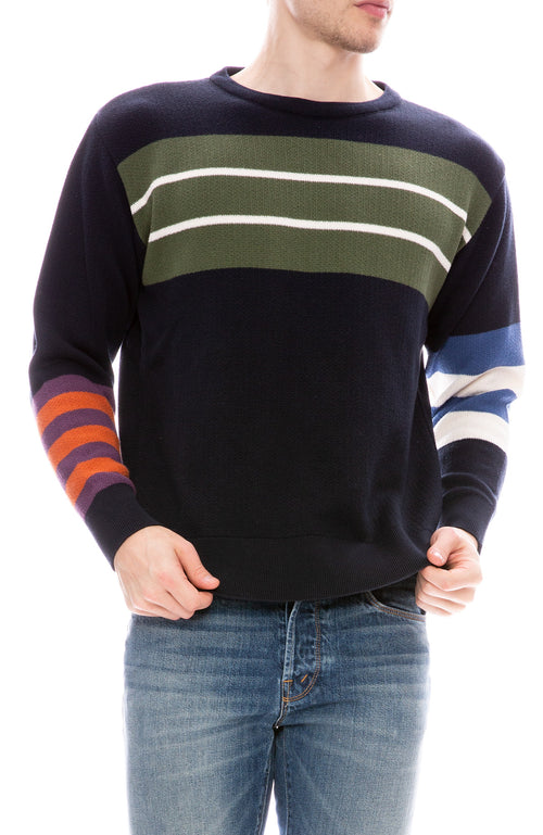 Tedus College Crew Sweater