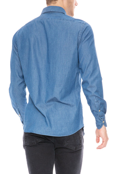 Today is Beautiful / Ron Herman Mens Exclusive Chambray Shirt