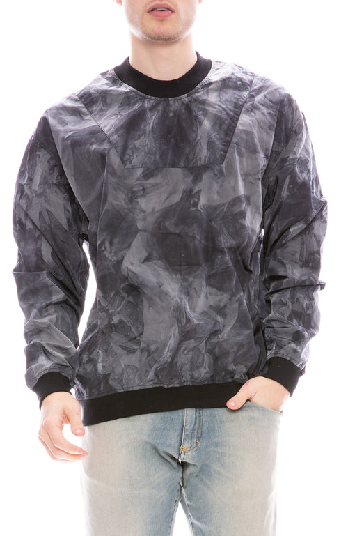 Tie Dye Technical Sweater