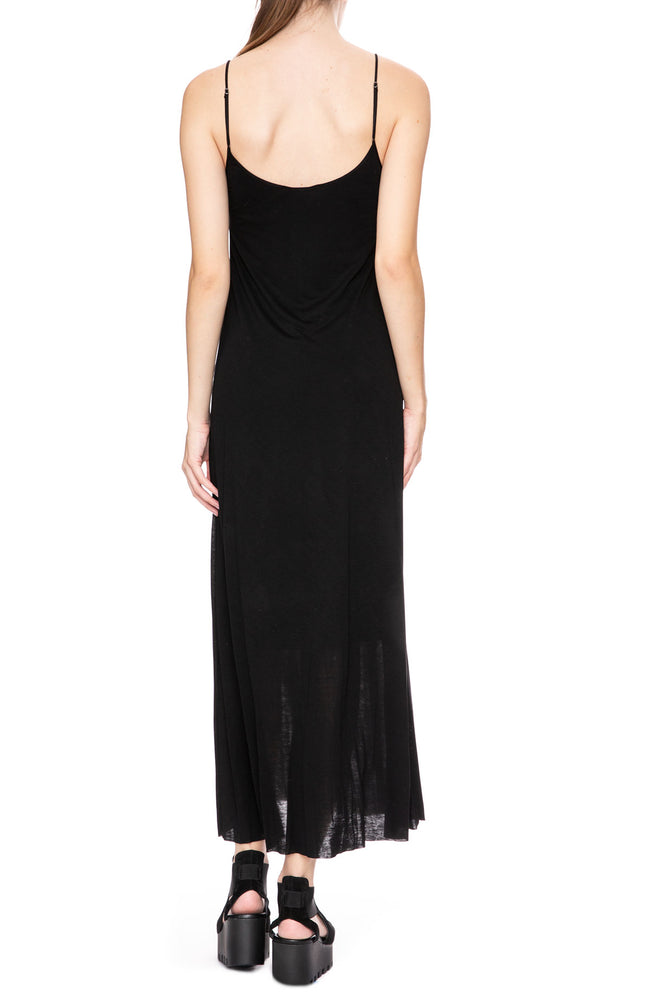 Beautiful People Viscose Maxi Dress in Navy at Ron Herman