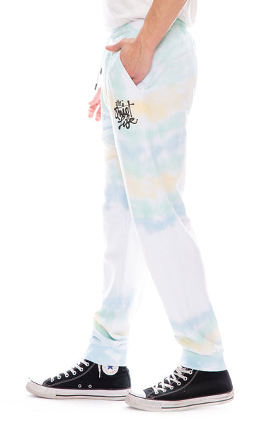 The Quiet Life Jose Tie Dye Jogger Pants
