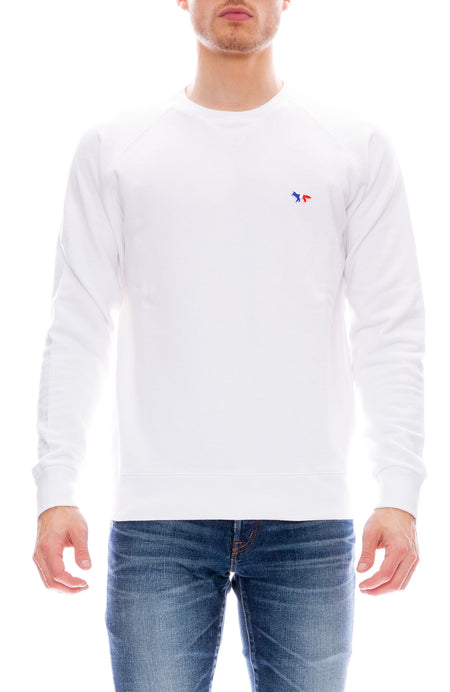 Tri-Color Fox Sweatshirt