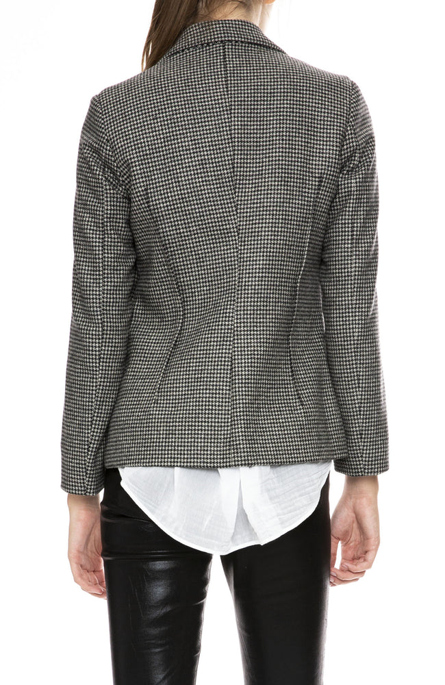 Nili Lotan Humphrey Tweed Jacket