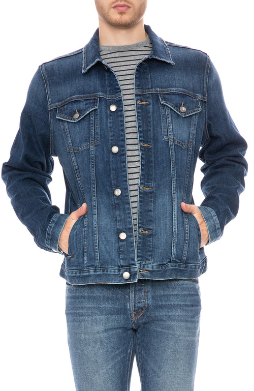 Frame Mens L'Homme Denim Jacket at Ron Herman