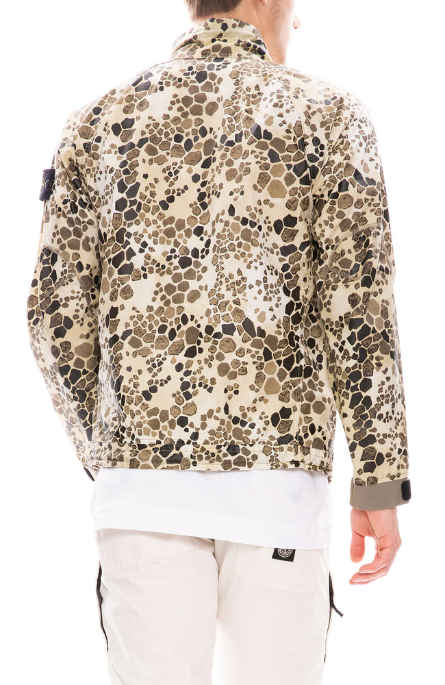 Stone Island Alligator Camo Jacket at Ron Herman