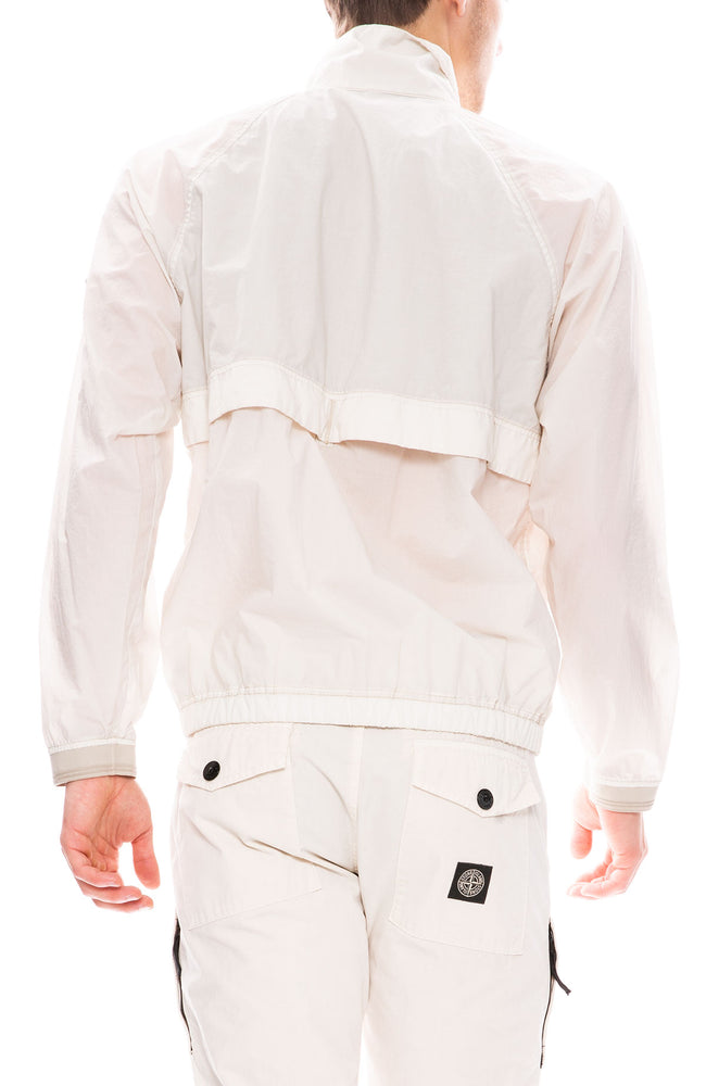 Stone Island Resin Poplin Anorak at Ron Herman