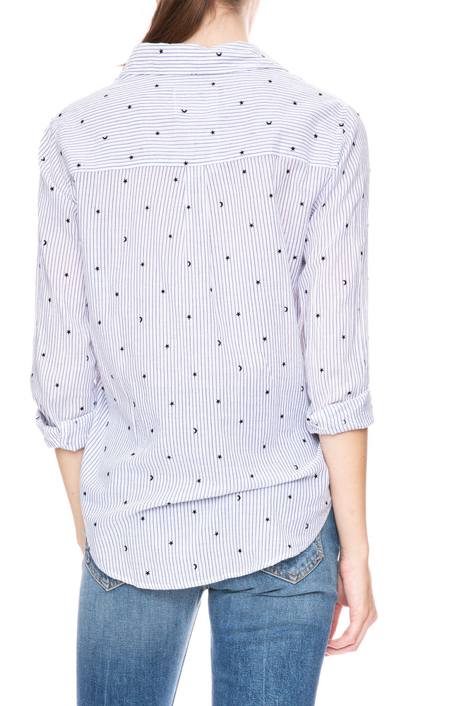 Rails Taylor Moon & Stars Shirt at Ron Herman