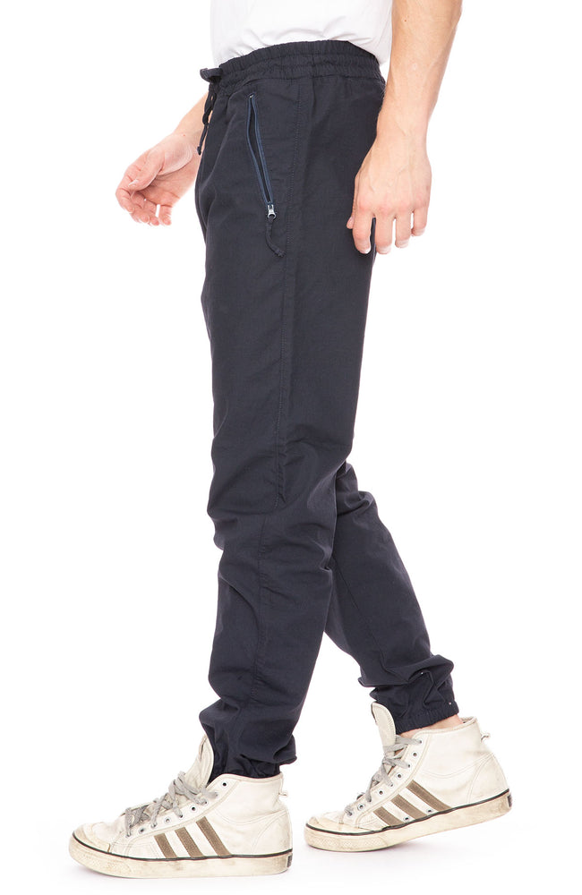 Carhartt WIP Valiant Jogger Pant in Dark Navy at Ron Herman
