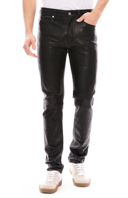 Foley Leather Pants