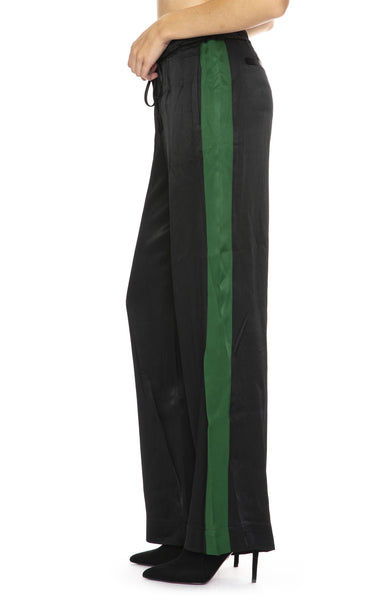 Frame Womens Satin Track Pants