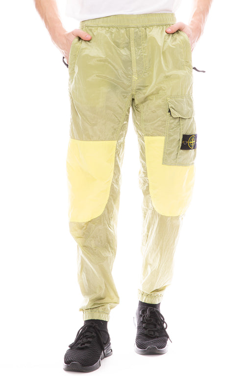 Nylon Metal Ripstop Pants