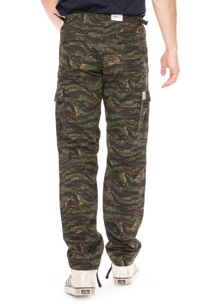 Carhartt WIP Camo Tiger Aviation Cargo Pants at Ron Herman