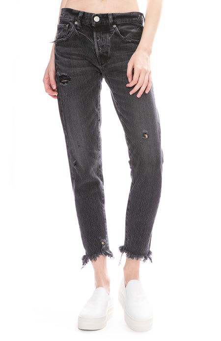 MV Kelley Tapered Jean in Black