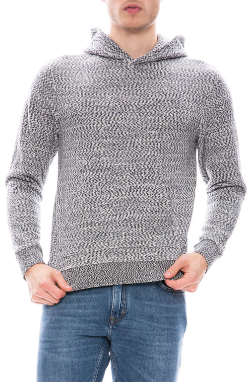 John Elliott Knit Cotton Hoodie at Ron Herman