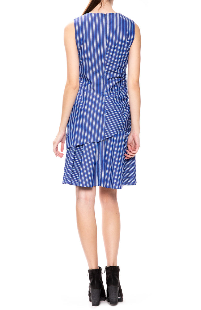 Derek Lam 10 Crosby Ruched Sleeveless Dress at Ron Herman
