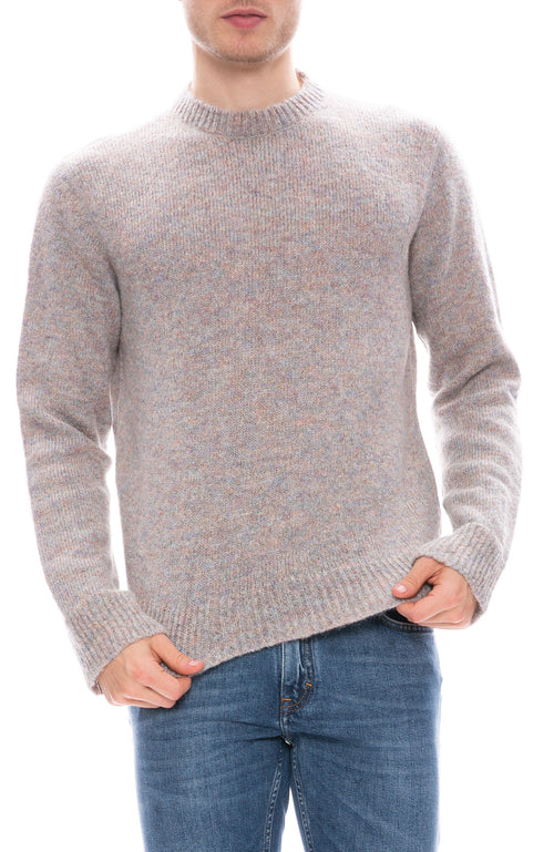 Our Legacy Rainbow Knit Wool Blend Sweater at Ron Herman