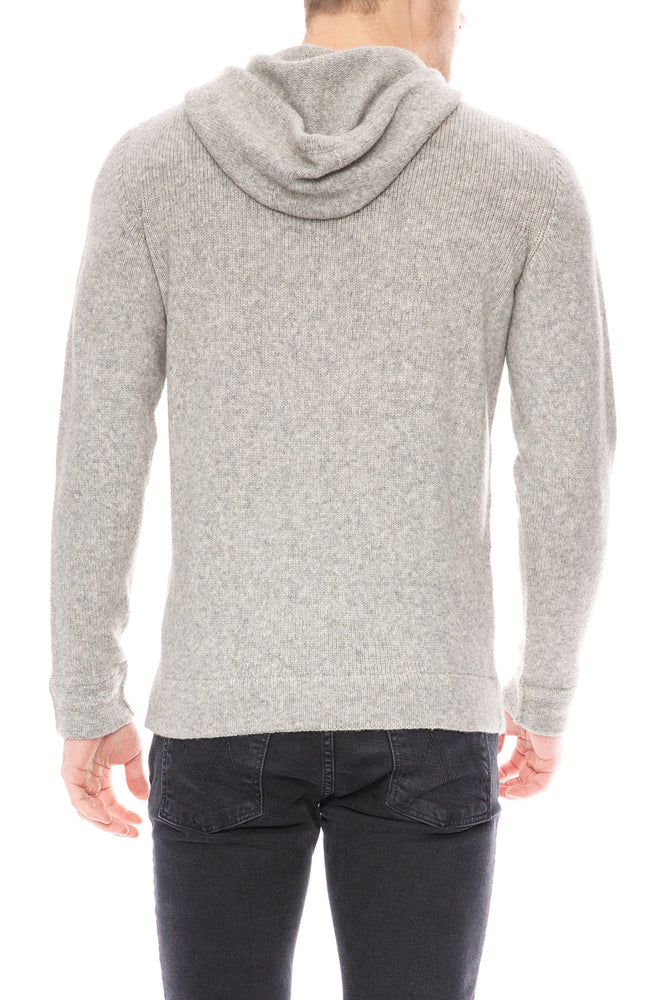Roberto Collina Seamless Wool Blend Hoodie at Ron Herman