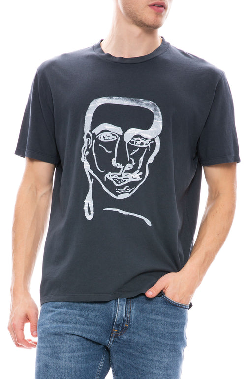Our Legacy Man T-Shirt at Ron Herman