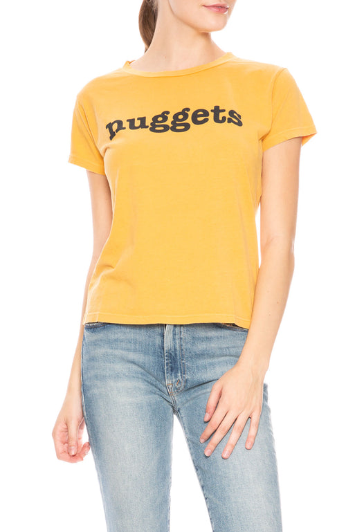 Mother Gold Nuggets T-Shirt at Ron Herman