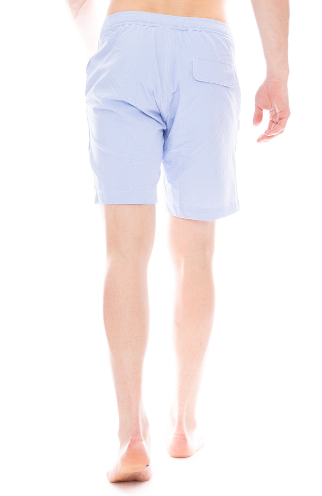 The Calder Gingham Boardshort
