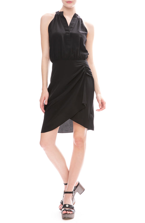 Nili Lotan Collins Dress in Black