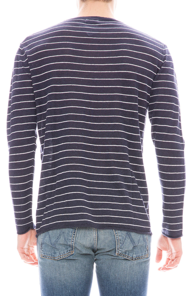 Kevin Stripe Sweater