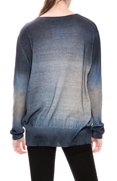 Avant Toi Washed Effect Sweater at Ron Herman