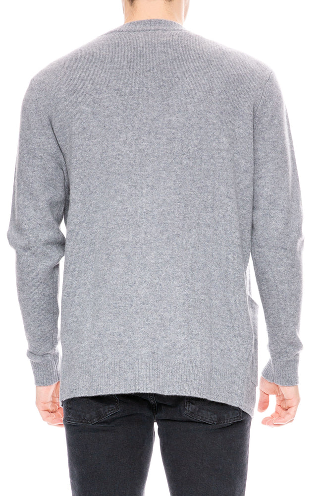 John Elliott Cashmere Cardigan in Gray at Ron Herman