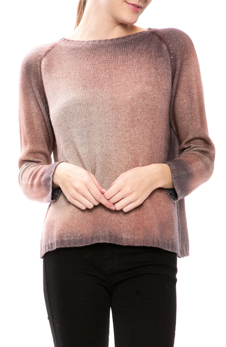 Ombre Cashmere Sweater