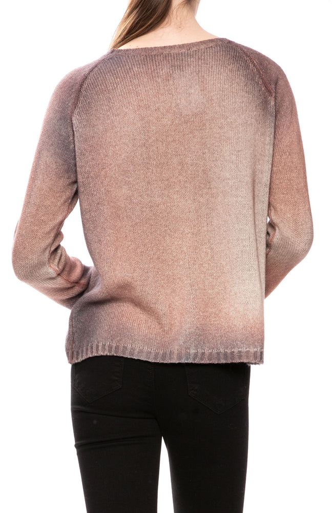 Avant Toi Ombre Cashmere Sweater at Ron Herman