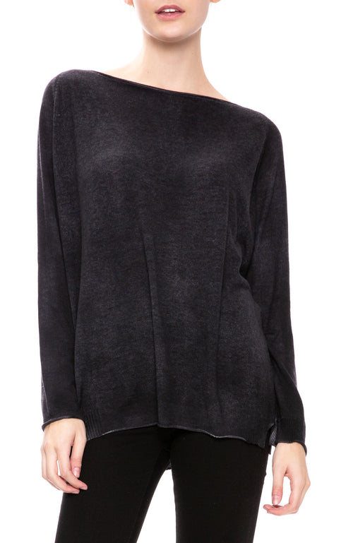 Avant Toi Boatneck Sweater at Ron Herman
