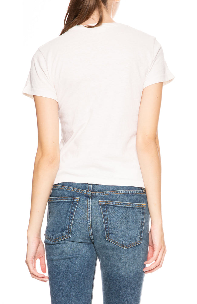 Re/Done Classic Cowgirl Tee at Ron Herman